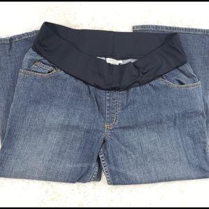 Liz Lange Maternity Capri Pants Size 14